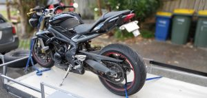 Riders' Corner does Motorcycle Trailer Hire in Auckland!